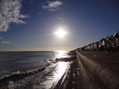 Walton to Frinton along the Promenade