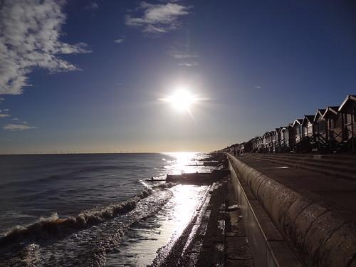 Walton to Frinton along the Promenade