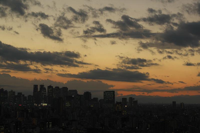 東京路地裏散歩 文京区 2015年12月25日
