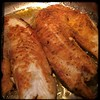 #Cajun Style #Tilapia #homemade #CucinaDelloZio - fry fish and remove