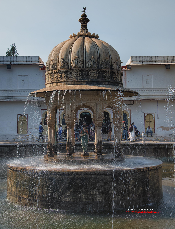 Saheliyon ka bagh, Udaipur