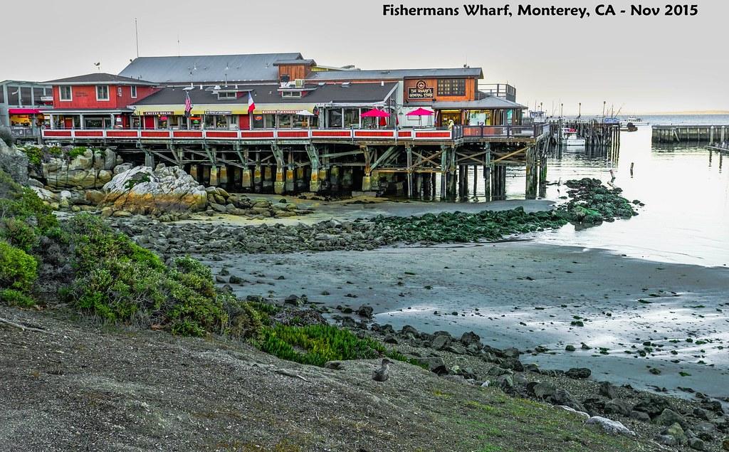 Hotels Near San Carlos Beach Monterey