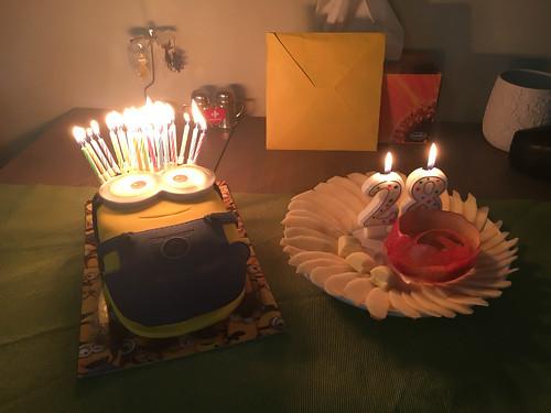Und Kuchen gab es auch!
