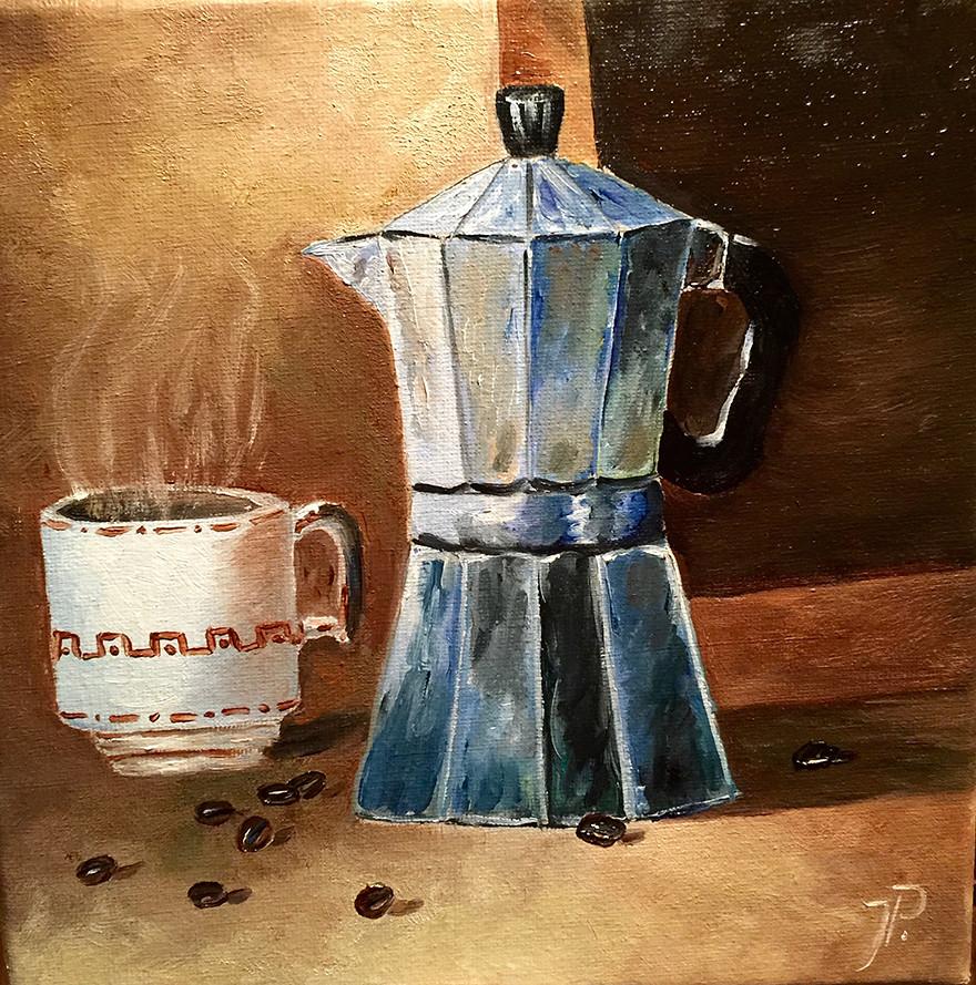 Die Espressokanne