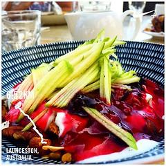 Delicious breakfast after the first jog with girls, for the year ! #upsticksandgo #running #runningfood #runwithfriends #stillwater #launceston #foodporn #jogging #michfrost