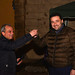 primo cittadino Juri Bettollini e presidente Ragazzi in Gamba Marco Fé