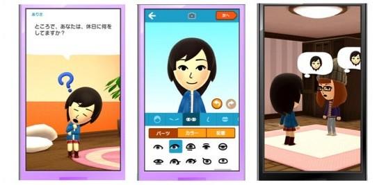 Nintendo Konfirmasi Miitomo Rilis Maret