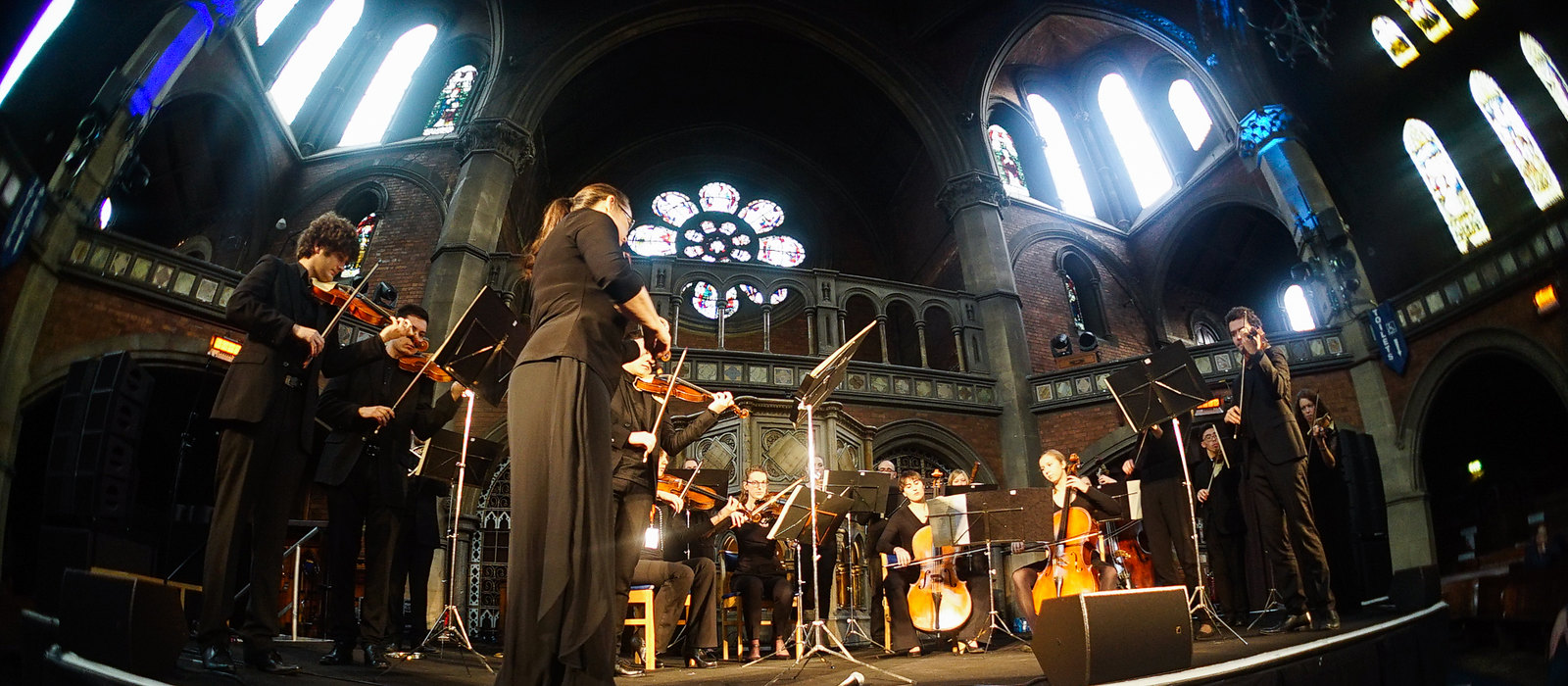 Daylight Music 212 - Orchestra of the Age of Enlightenment Experience Ensemble