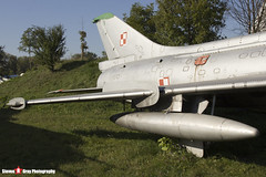 116 - 2116 - Polish Air Force - Sukhoi SU-7 UM - Polish Aviation Musuem - Krakow, Poland - 151010 - Steven Gray - IMG_0349