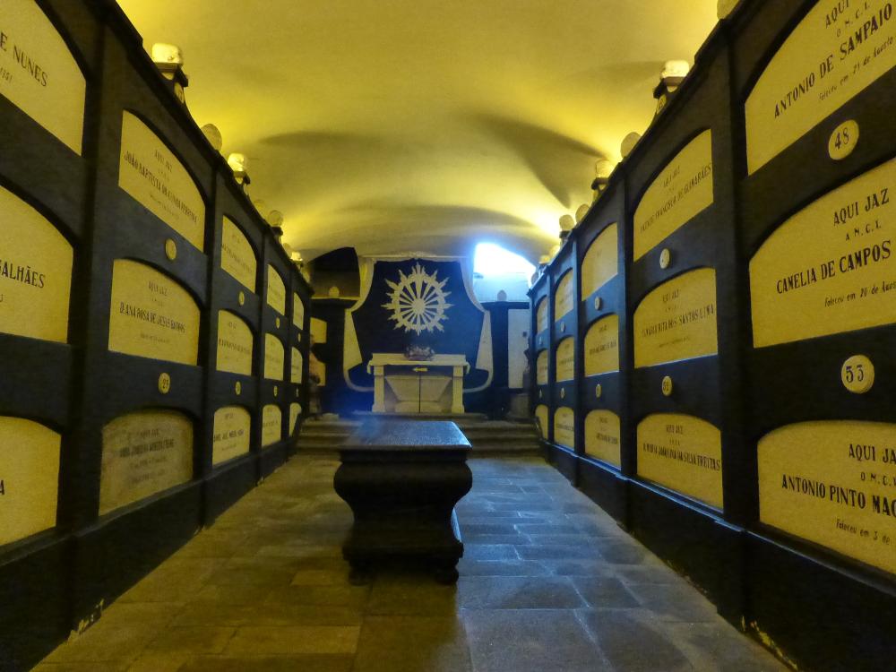 Porto Catacombs
