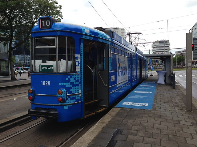 RET 1629 als Windows 10 tram