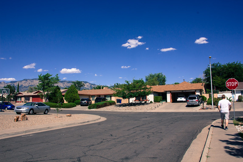 Breaking Bad tour, Albuquerque: Walter White's residence
