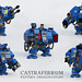 Castraferrum Pattern Dreadnought by Garry_rocks