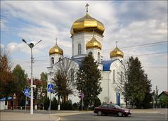 Шклов, Беларусь, Церковь Спасо-Преображенская