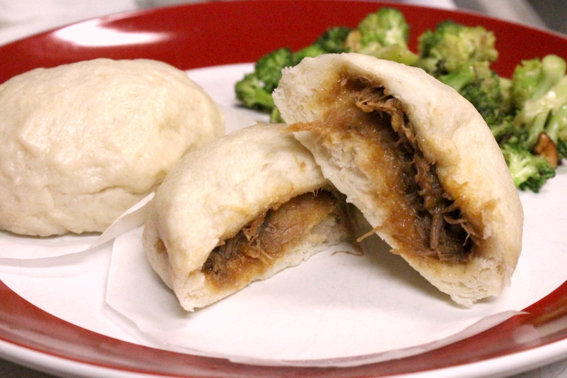 BBQ Steam Buns