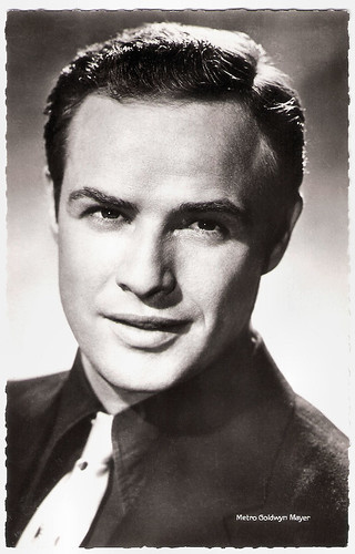 Marlon Brando in Guys and Dolls (1955)