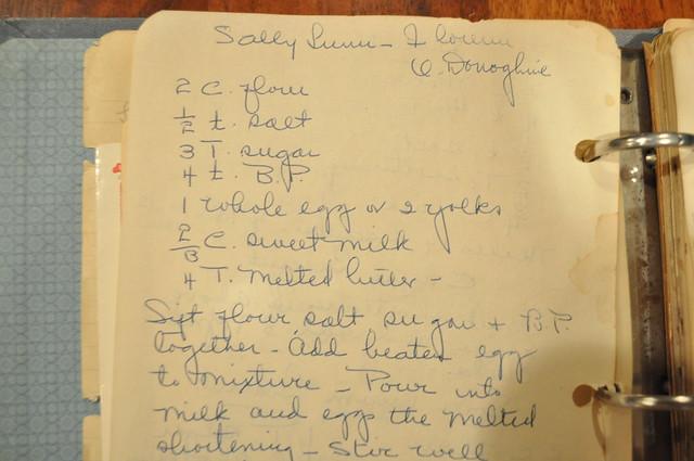 Sally Lunn Cake