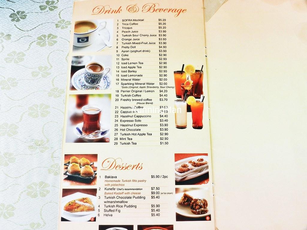 Sofra Turkish Cafe And Restaurant Ivan Teh Runningman