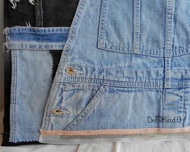cartella porta-disegni cartone e jeans 5