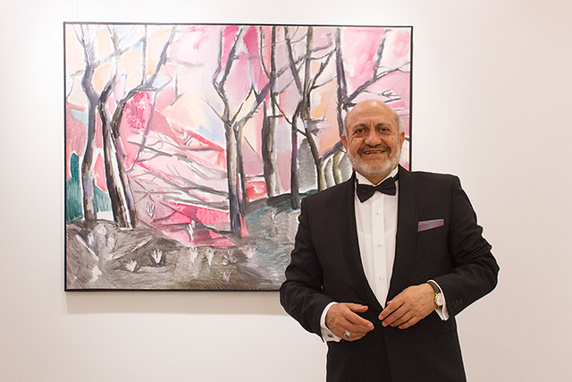 17.FEB.2016 Paravon MIRZOYAN exhibition