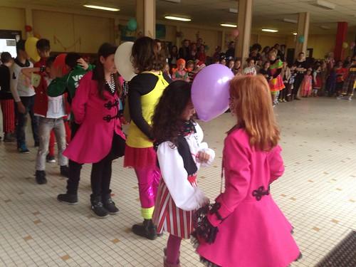 Karnevalsfest Elternrat 2016