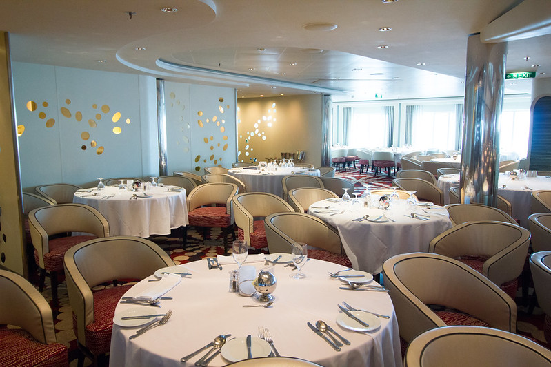 Celebrity Equinox: Main Dining Room