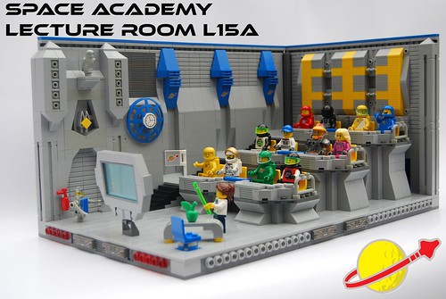Space Academy - Lecture Room L15a