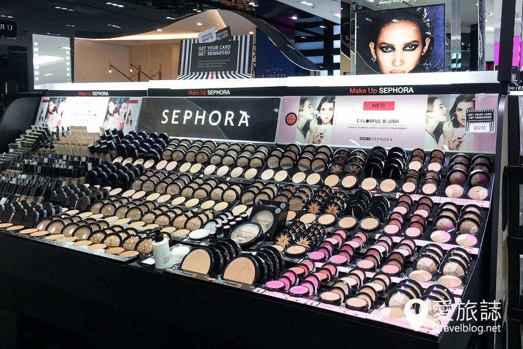 曼谷必买彩妆品牌Sephora 31