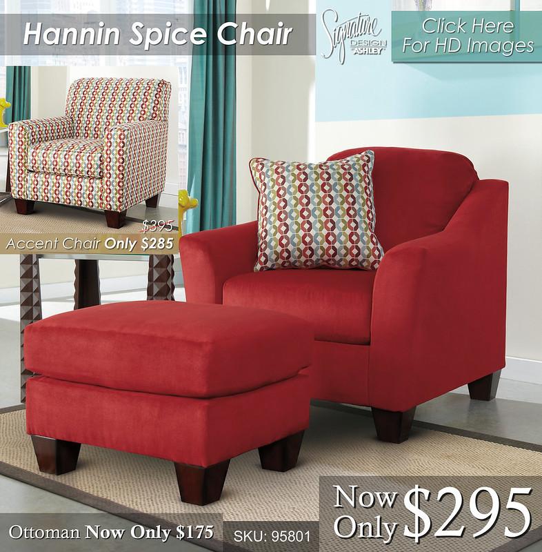 Hanin Spice Chair