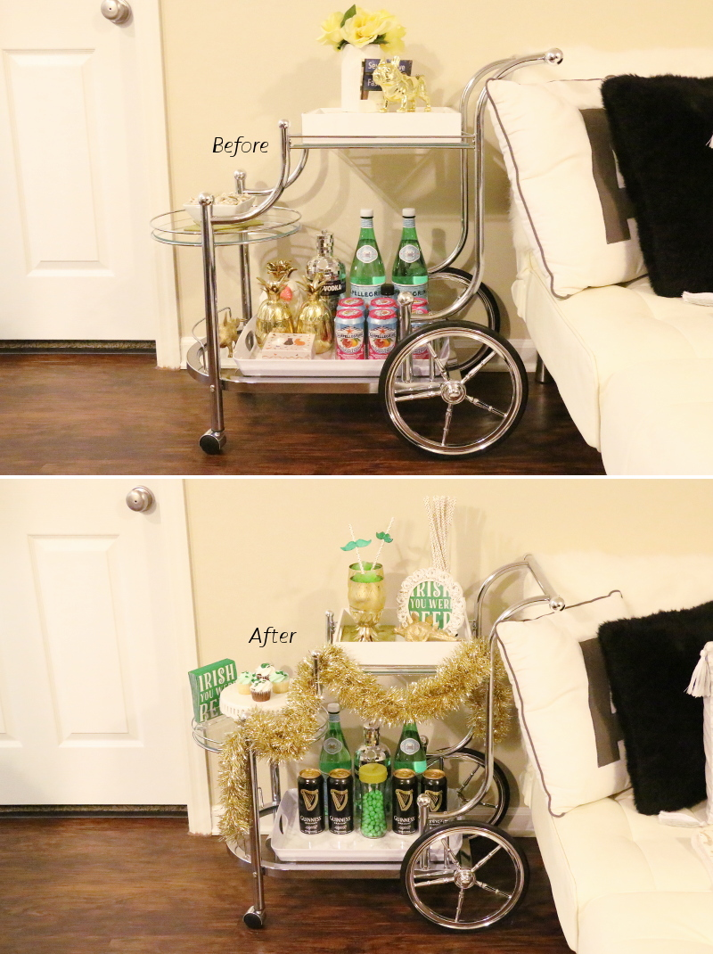before-after-bar-cart-style-home