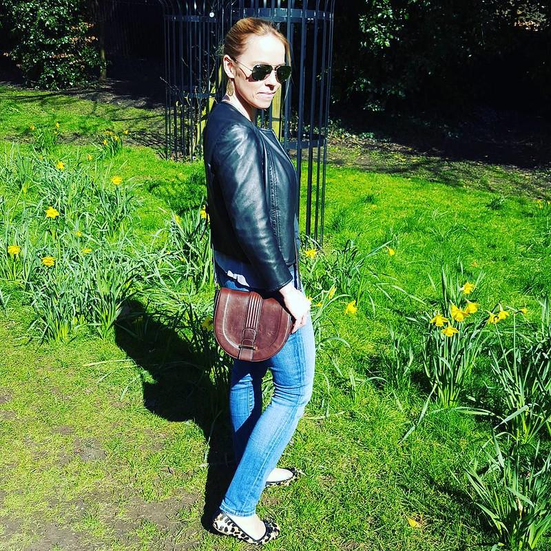I love spring and lighter layers. #fashion #style #fashionista #fashiongram #fashionblogger