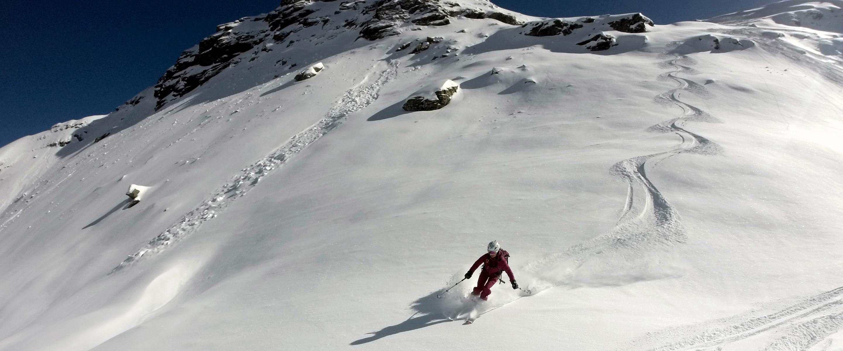 Ellesspitze (2.66m), 24.2.2016