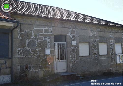 Edifício da casa do povo