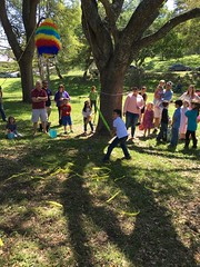 OHCA Easter Egg hunt 2016