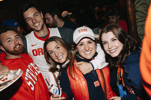 Syracuse Fans - Final Four Games