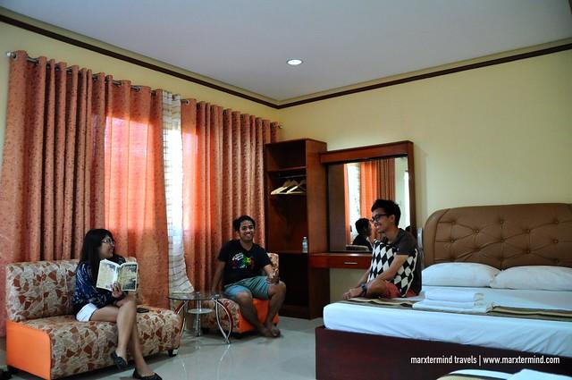 Family Room at Rema Tourist Inn Palawan