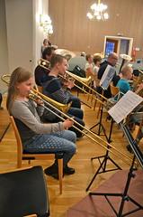 Linnea och trombonerna
