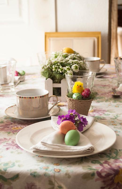 desayuno de Pascua