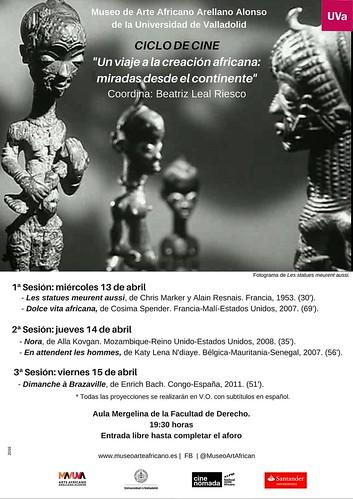 Ciclo de cine africano