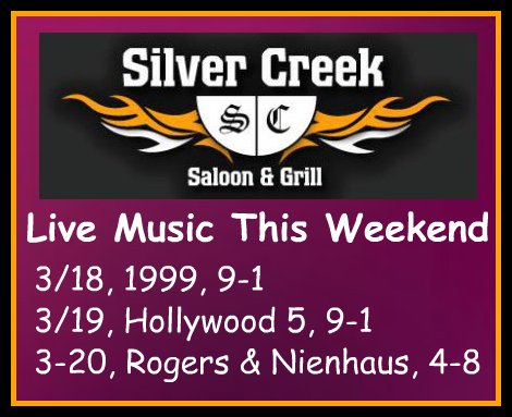 Silver Creek 3-18-16