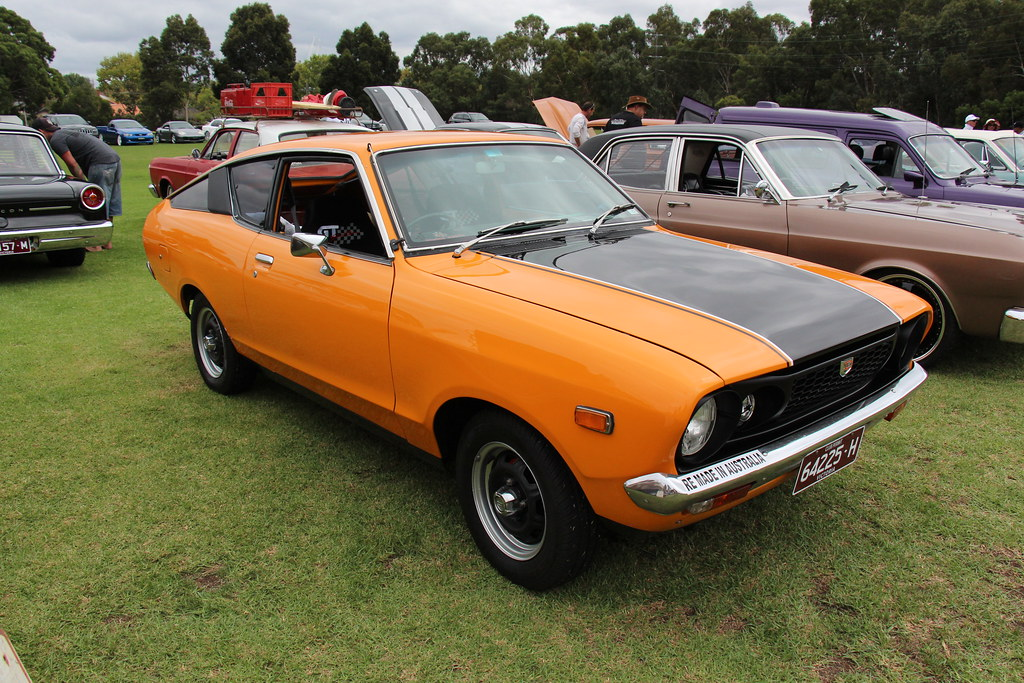 1977 Datsun 120Y Fastback   This 3rd generation, built ...