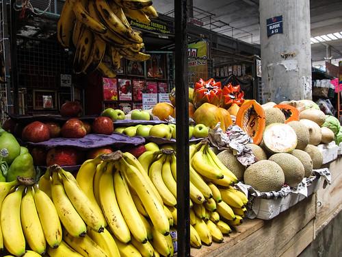 Merida: le marché municipal Lucas de Gálvez