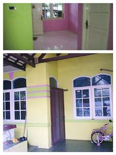 Di Jual Rumah Komplek di Poris Tangerang Rp 850 Jt (5)