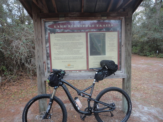 Conquistador's Raid On The Loop BikePacking Florida
