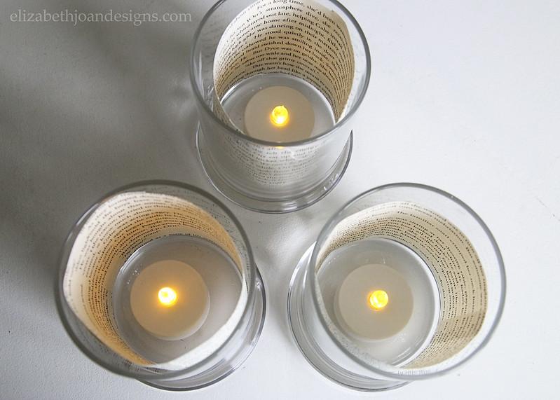Tea Light Battery Powered Candles