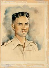 Second Lieutenant Moananui-a-Kiwa Ngārimu