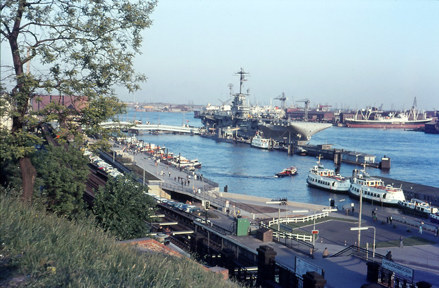 1968 Hamburg - USS Essex 12