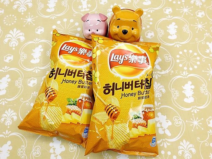 2 樂事 Lay's 蜂蜜奶油洋芋片