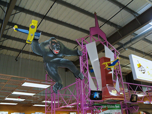 OH Fairfield - Jungle Jim's King Kong