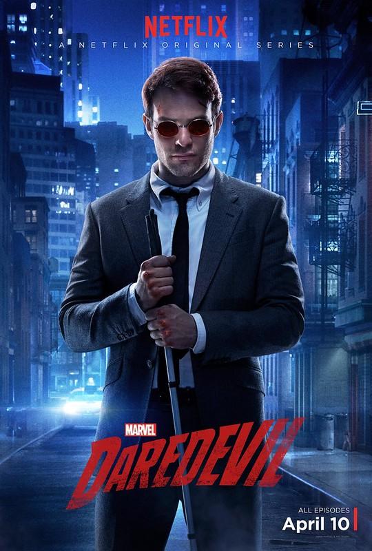 Daredevil - TV Series - Poster 4